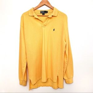 Polo Ralph Lauren Classic Polo Long Sleeve Shirt